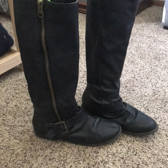 Mossimo Supply Co. Shoes - Mossimo Supply Co Black Boot